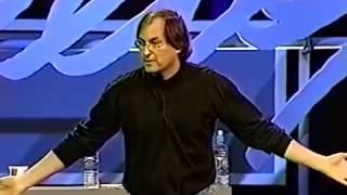 Steve Jobs insulted in front of the audience