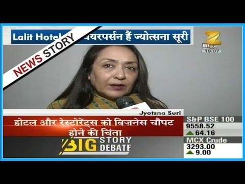 Liquor Ban on highways will make many people unemployed : Jyotsna Suri