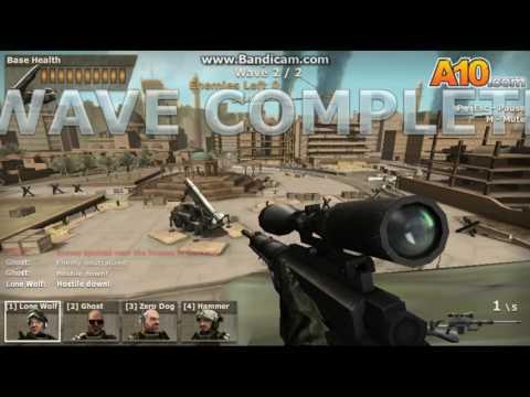 nuevo juego sniper team