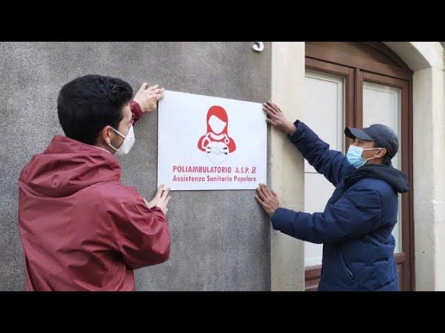 Nasce a Catania il primo Poliambulatorio di Assistenza Sanitaria gratuita Popolare