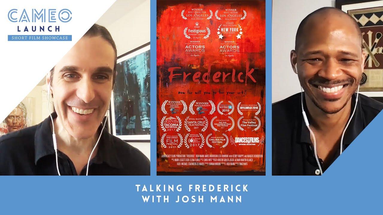 Talking Frederick with Josh Mann