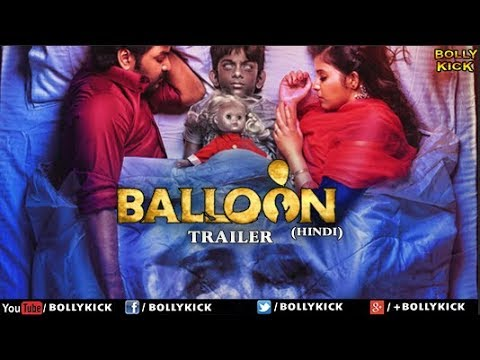 Balloon Official Hindi Trailer 2019 | Hindi Dubbed Movies 2019 Full Movie | Hindi Dubbed Trailers