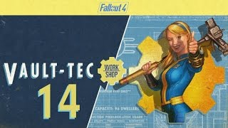 FALLOUT 4 (Vault-Tec Workshop) #14 : Let there be light!