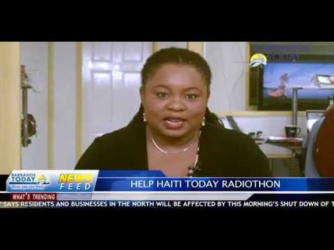 BARBADOS TODAY MORNING UPDATE - October 13, 2016