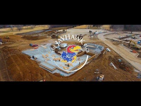 The Jayhawk Club | Construction Update 2/2 -  2/22 | SkyFlex LLC
