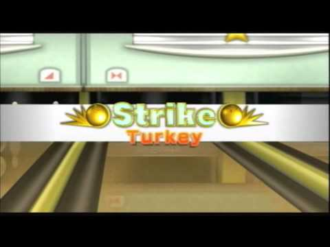 Wii Sports Bowling: Crazy Strikes
