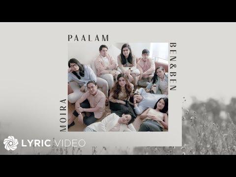 Paalam - Moira Dela Torre x Ben&Ben (Lyrics)