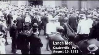 American Lynching Work in Progress part 1