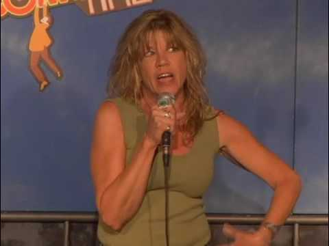 Stand Up Comedy By Stephanie Hodge - Old Party Girl - YouTube