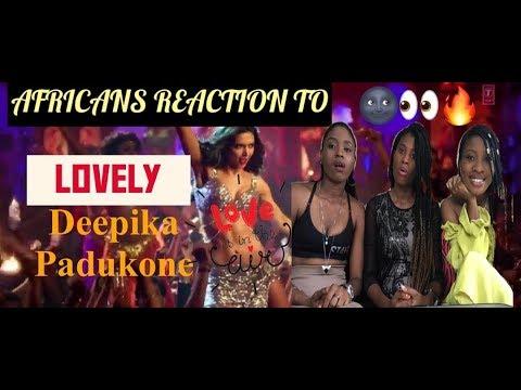 'Lovely' FULL VIDEO Song Reaction By AGA| Shah Rukh Khan | Deepika Padukone | Kanika Kapoor
