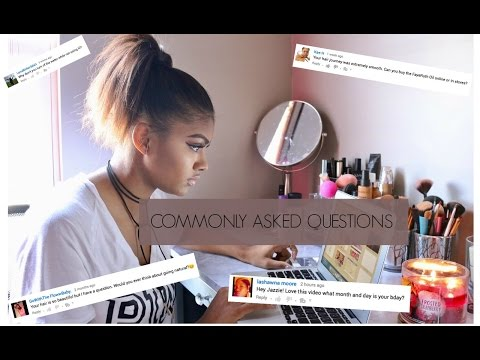 Commonly Asked Questions