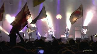 Arctic Monkeys - I Bet You Look Good On The Dancefloor - Glastonbury 2007 - Live HD