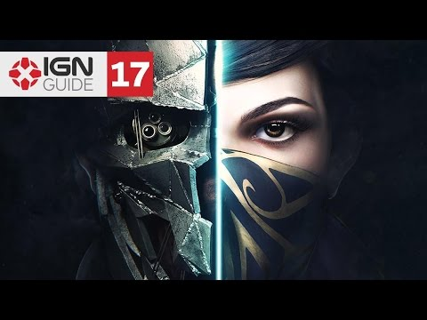 Dishonored 2 Non Lethal Walkthrough - Mission 5: The Royal Conservatory (Part 17)