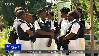 Zimbabwe's striking nurses challenge mass dismissal in court
