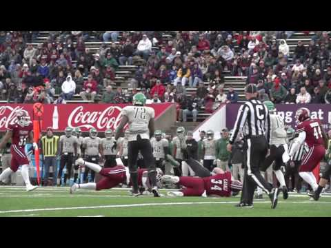 FB: Highlights Vs. Wagner (10/29/16)