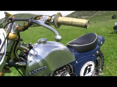 "Classic Dirt Bikes ""1965 350 Rickman BSA"""