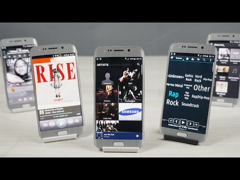 Top 5 Music Players - Android Tips #45 (Feb 2016)