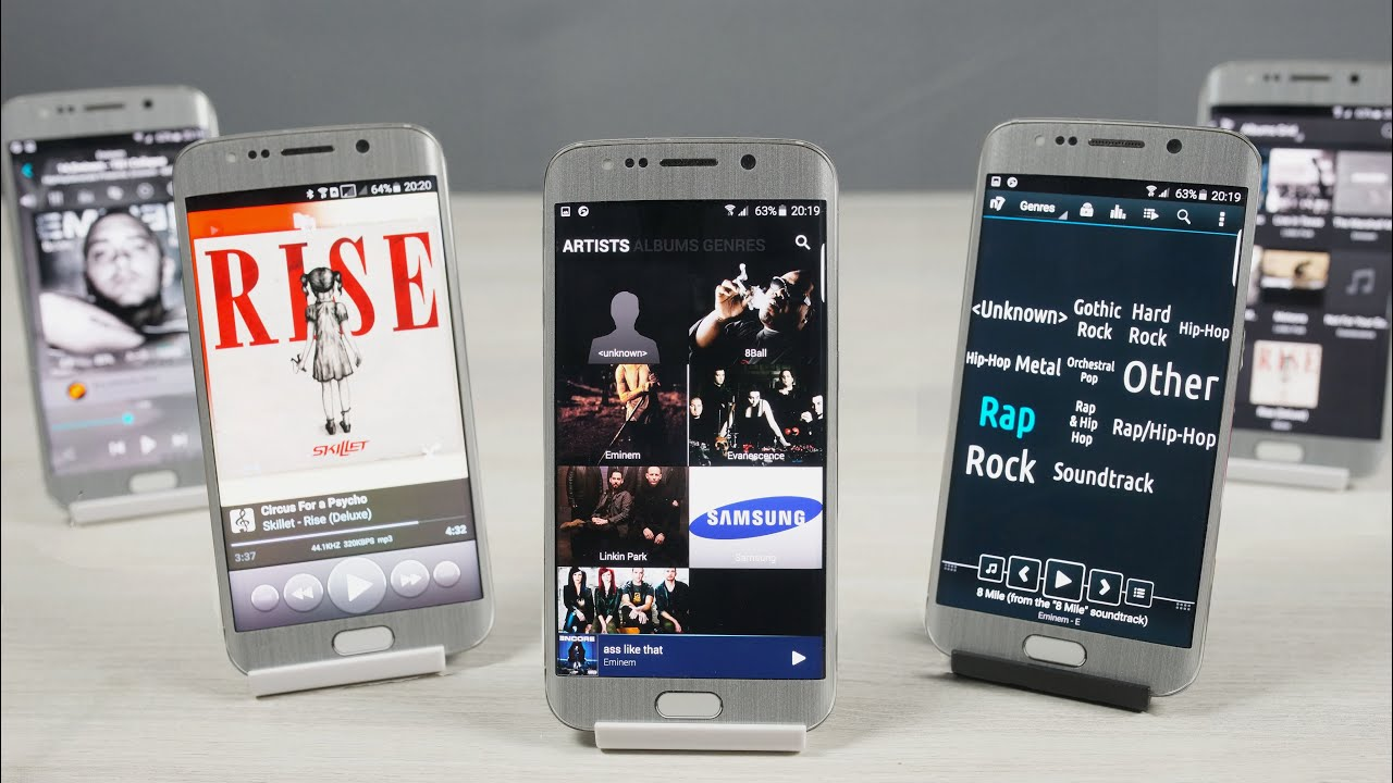 15 best music player apps for Android - Android Authority
