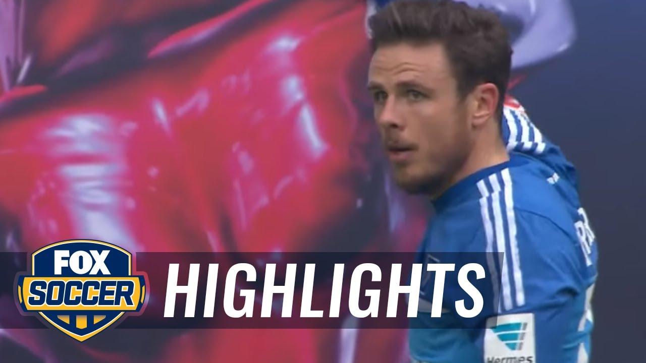 hsv leipzig highlights
