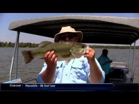 Lake Texoma Striper Fishing Southwest Outdoors Report #16 - 2012 Season