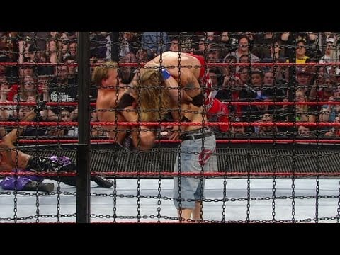 Download Raw Elimination Chamber Match: No Way Out 2009