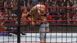 Raw Elimination Chamber Match: No Way Out 2009