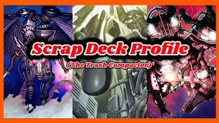 Scrap Deck Profile (The trash Compactor)
