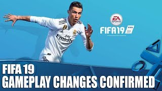FIFA 19 Gameplay Changes - What's Confirmed So Far? New Shooting, Custom Tactics, and More!
