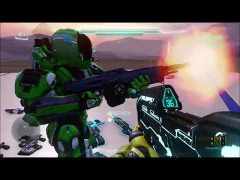 Halo 5 - Weapon Animation Glitch