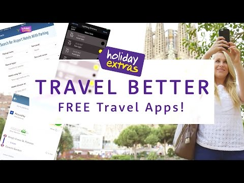 Top 5 FREE Travel Apps ✈️📱 | Travel Better with Holiday Extras! Mp3