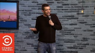 Stand Up Comedy Come gli inglesi vedono gli italiani - Francesco De Carlo - Comedy Central