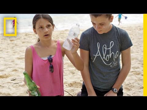 Kids Take Action Against Ocean Plastic | Short Film Showcase
