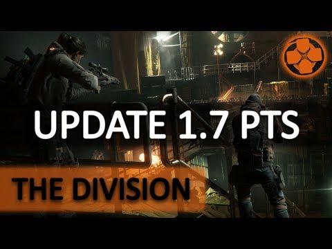 The Division 🔴 Update 1.7 PTS | Testing New Ninjabike Messenger Bag | PC Gameplay