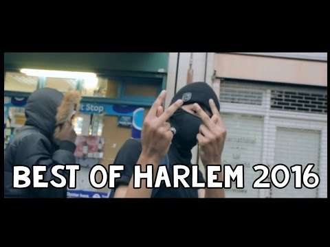 BEST OF HARLEM SPARTANS 2016 (NO LEAKS) @UkRapMashups