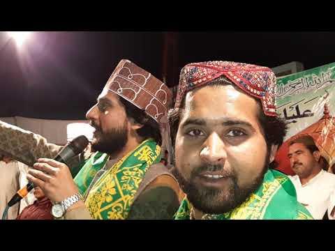Ahtsham Afzal Qadri Dhamal Lal Qalandar 2018 Shahnawaz Bheen Qadri Lal Saien Ki Dargah Me Mehfil