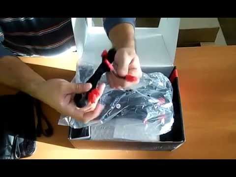Unboxing Fuente Thermaltake Smart M 750 W