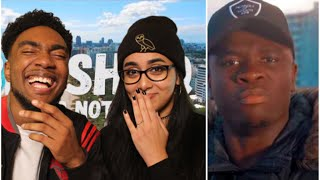 BIG SHAQ - MANS NOT HOT (MUSIC VIDEO) 😂| GIRLFRIEND REACTS ❤ | REACTION TO THE FUNNIEST SONG EVER