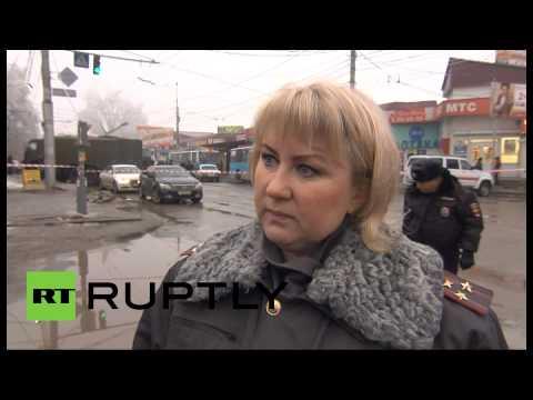 Второй за сутки теракт в Волгограде: по меньшей мере 10 погибших