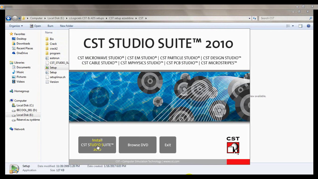 cst studio suite 2016 crack
