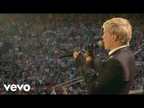 Westlife - What Makes A Man (Live At Croke Park Stadium)
