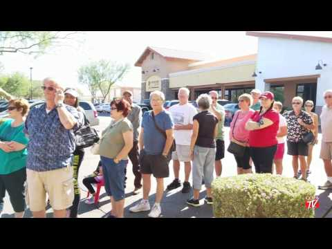 Maricopa comes out for Ace Hardware's 10th Anniversary