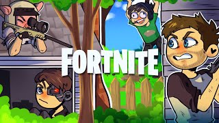 No FRIENDLY FIRE? No PROBLEM! HUNTING My Friends in Fortnite: Battle Royale (Fortnite Funny Moments)
