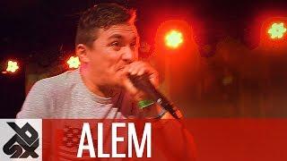 ALEM  |  American Beatbox Championship 2016  |  SHOWCASE