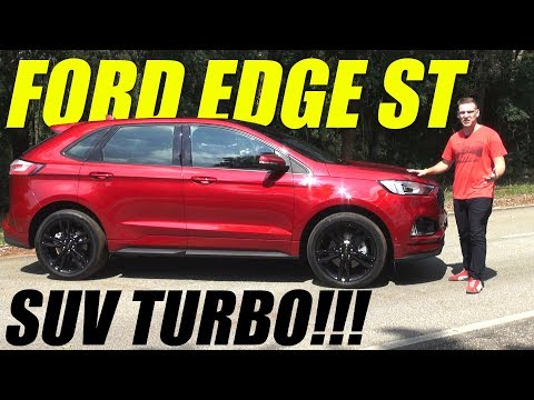 FORD EDGE AGORA É TURBO!