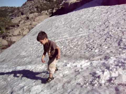 Mini Glacier Mondo Glorioso