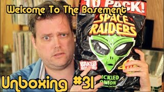 British Space Funyuns - Unboxing (Welcome To The Basement)