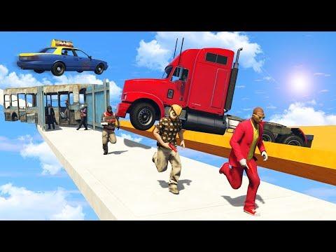 гта 5 беги или умри игра :: VideoLike