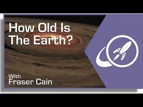 using radiometric dating how old is the earth