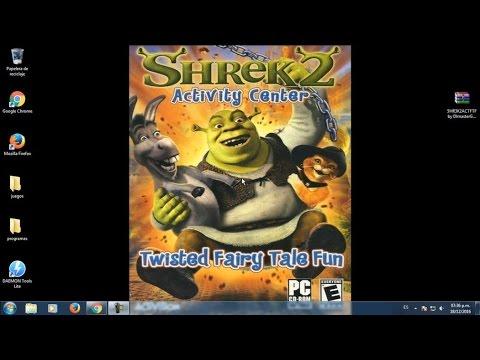 Descargar shrek 2 juego de pc mediafire youtube.
