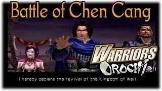 Baixar Warriors Orochi Ep.10 (Wei Story) Battle of Chen Cang